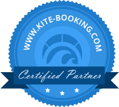 Kite Booking - Cerified Partner